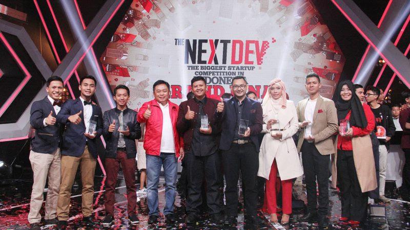 Aplikasi Terbaik The NextDev 2016 | Foto