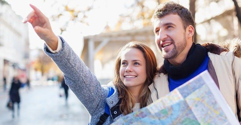 Pelancong dari generasi millennial | Ilustrasi